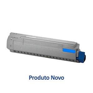 Toner Okidata C810 | C830cdtn | 44059111 Ciano Compatível