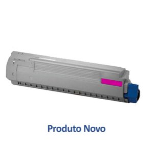 Toner Okidata C810cdtn | C810dn | 44059110 Magenta Compatível