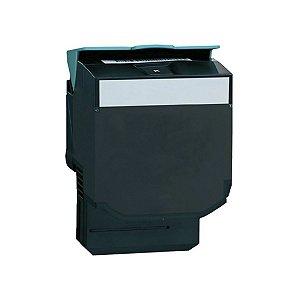 Toner Lexmark C544 | C543 | X544dw | C540H1KG Preto Compatível