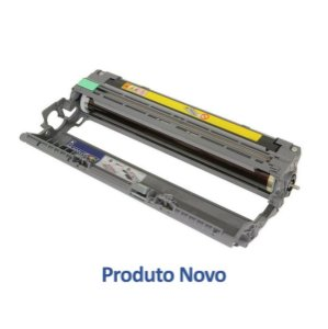Unidade de Cilindro Brother MFC-9010CN | DR-210BK Preto Compatível