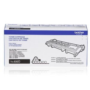 Toner Brother TN-660 | HL-L2340DW | DCP-L2520DW Original
