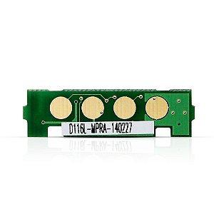 Chip Samsung MLT-D116S | SL-M2825ND | M2875FD | D116S Xpress