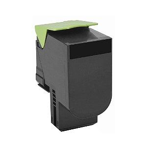 Toner Lexmark CS310dn | CS410n | 70C8HK0 Preto Compatível