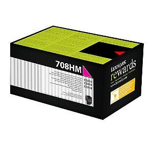 Toner Lexmark CS410n | CS310dn | 70C8HM0 Magenta Original