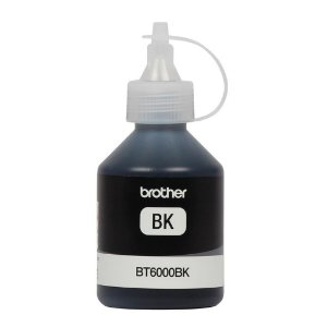 Tinta Brother DCP-T300 | T500W | BT-6001BK Ink Tank Preta Corante