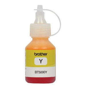 Tinta Brother T300 | T700W | BT-5001Y Ink Tank Amarela Original