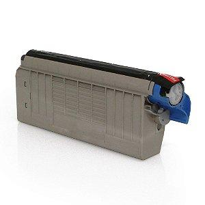 Toner para Okidata C710 | C710n | 44318601 Amarelo Compatível