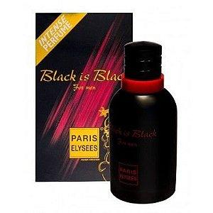comprar perfumes Paris Elysees  Black is Black (Drakkar Noir - Guy Laroche Paris) - Masculino