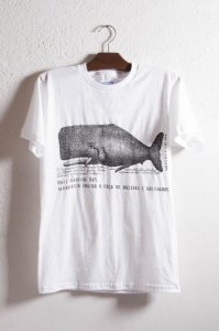 Camiseta Anti Whaling Day