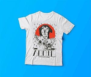 camiseta adote cão - venda revertida ao abrigo recanto bicho feliz