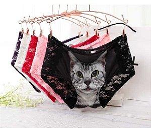 calcinha gato