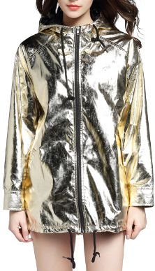 Jaqueta Dourada - Biker