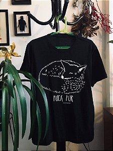 camiseta fuck fur