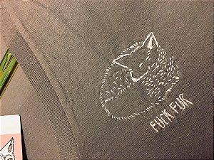 camiseta edição limitada - fuck fur