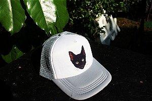 boné Gato Preto