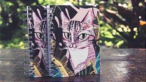 agenda anual  Gato Selvagem