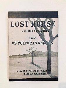 quadro lost horse