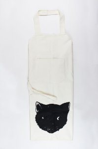 Avental Gato Preto