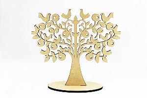 árvore da vida em madeira