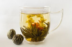 Chá de Floração - artesanal