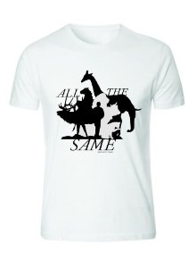 camiseta veganismo por mauricio ianês
