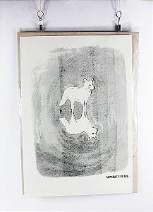 gravura em serigrafia - Renata Debonis