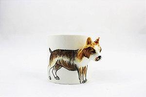 xícara cão