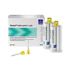 Silicone de Adição Panasil Initial Contact Fluido Light - Ultradent