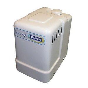 Bomba de Vácuo Odontológica Turbo LIGHT para até 2 consultórios - Braspump