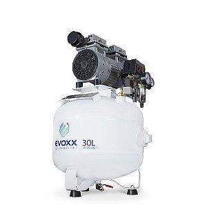 Compressor Odontológico Evoxx | 30L 1,14 HP