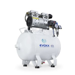 Compressor Odontológico Evoxx | 40L 1,14 HP