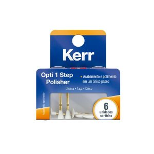 Polidor diamantado Opti 1 Step Polisher - Kerr