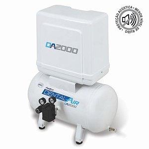 Compressor Odontológico Airzap | DA2000 40VFP 220V