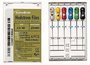 Lima Endodôntica Manual Hedstrom - Sybronendo