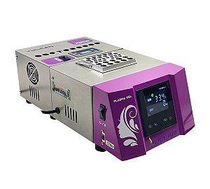 Aparelho Plasma Gel Digital até 100ºC para 35 Seringas com Bloco de Resfriamento - Biancodent