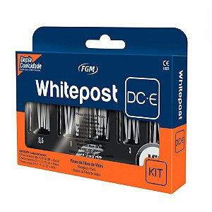Kit de Pino de Fibra de Vidro Whitepost DC-E - FGM