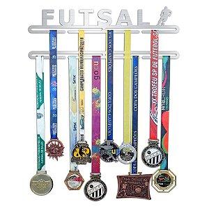 Porta Medalhas Futsal Masculino