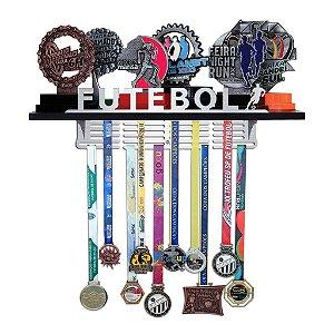 Porta Troféus e Medalhas Futebol Masculino