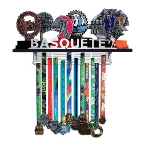 Porta Troféus e Medalhas Basquete Feminino