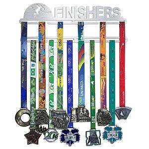 Porta Medalhas Corrida - Finishers