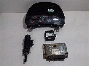 Kit Code Fiat Siena 1.4 8v 51878517