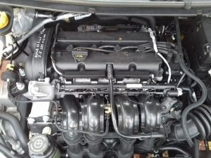 Motor Parcial Ford Focus 1.6 2011