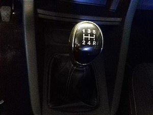 Alavanca De Marcha Completa Ford Ka 1.0 12v 2015 2016