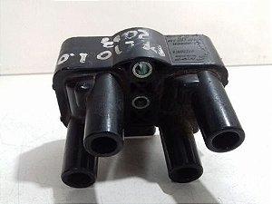Bobina De Ignição Fiat Uno Vivace / Away 1.0 8v 55226876