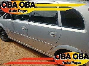 Porta Traseira Esquerda Chevrolet Meriva 1.8 Gasolina 2002/2003