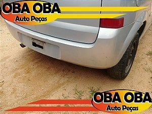 Parachoque Traseiro Chevrolet Meriva 1.8 Gasolina 2002/2003