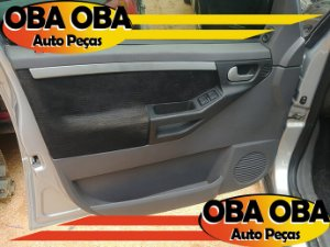 Forro de Porta Dianteira Esquerda Chevrolet Meriva 1.8 Gasolina 2002/2003