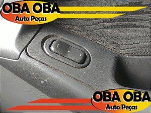 Botão De Vidro Dianteira Direta Chevrolet Meriva 1.8 Gasolina 2002/2003