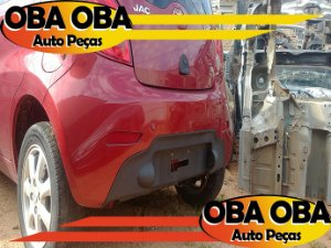 Parachoque Traseiro Jac J2 1.4 Gasolina 2013/2013