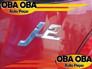 Emblema Da Tampa (J2) Jac J2 1.4 Gasolina 2013/2013